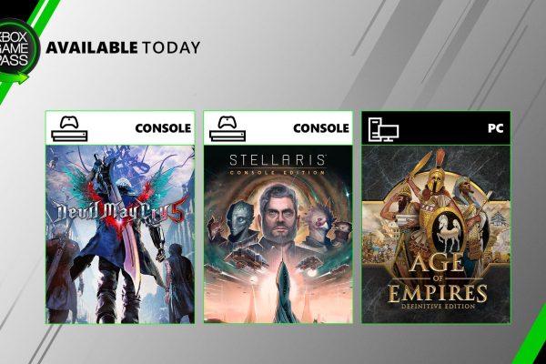 Xbox Game Pass Ultimate: Mais 3 Games chegaram ao serviço!