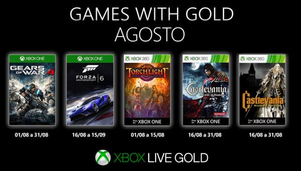 Xbox Live Gold: Castlevania: Symphony of the Night chegará aos usuários ainda esse mês!