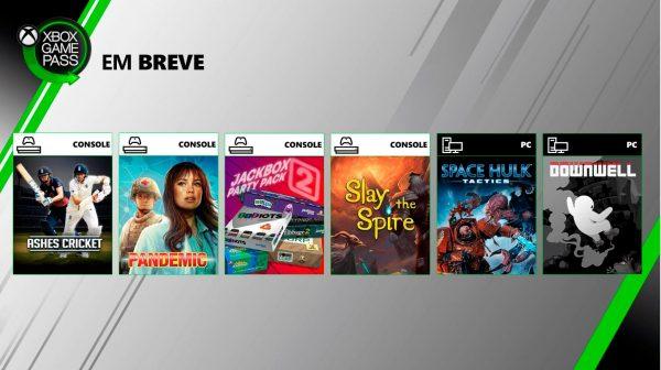 Xbox Game Pass Ultimate: Saiba os jogos que abrem o serviço em Agosto!