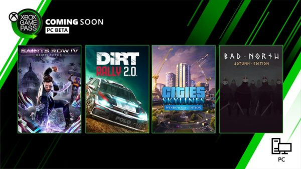 Xbox Game Pass Ultimate: 4 jogos Anunciados ao serviço!