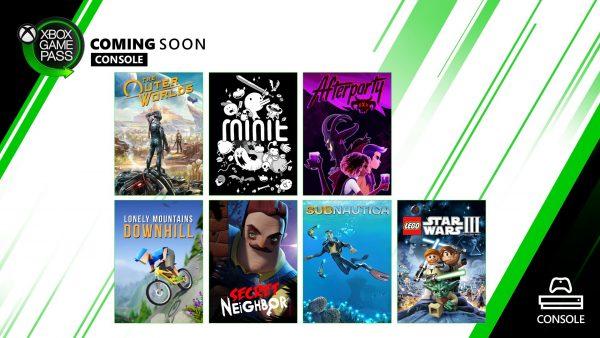 Xbox Game Pass Ultimate: 7 novos jogos chegarão em breve ao serviço!