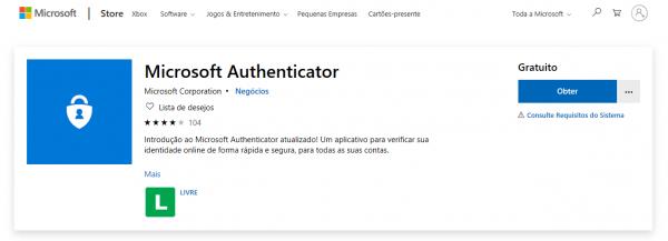 Microsoft Autenticador: Finalmente teus dados já podem ser sincronizados em nuvem!