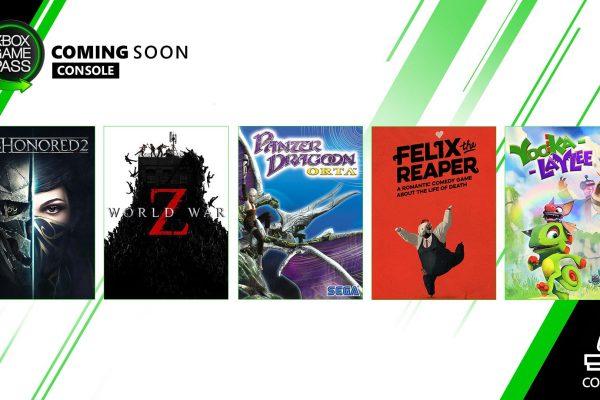 Xbox Game Pass Ultimate: Confira os jogos que chegam em Outubro!