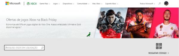 #18 Seleção de descontos da Microsoft Store – Black Friday Microsoft Store – Xbox One!