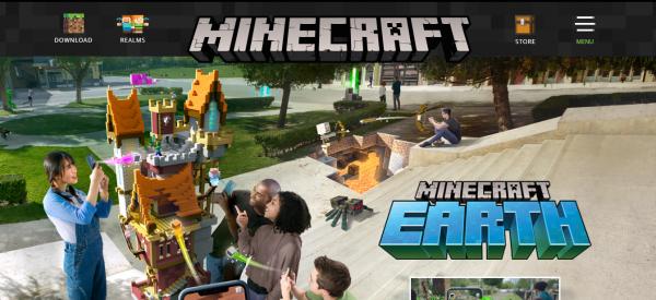 Minecraft Earth: EUA recebe suporte ao Beta do game!