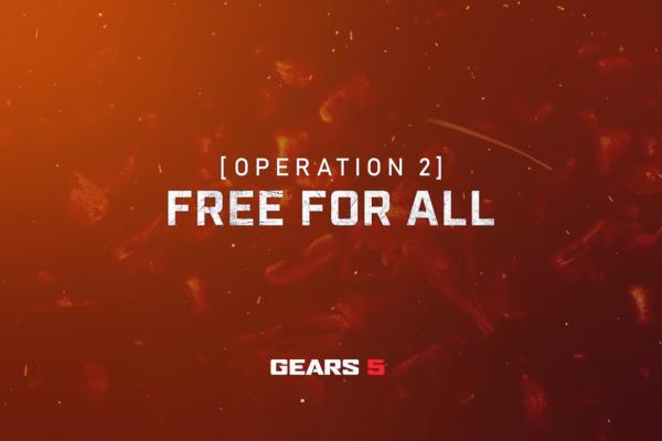 Gears 5: Segunda operação do game está chegando!