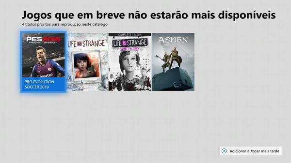 Xbox Game Pass Ultimate: 4 Jogos deixarão o serviço em breve