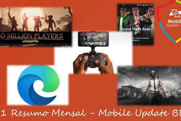 #1 Resumo Mensal – Mobile Update BR – Janeiro 2020