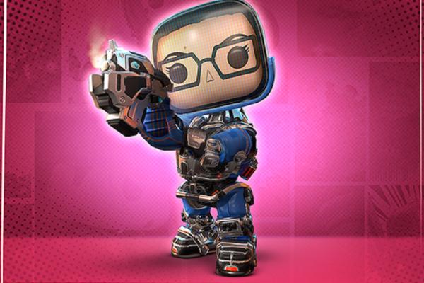 Gears Pop: Mina Jinn chega trazendo a 7° Temporada do Game!