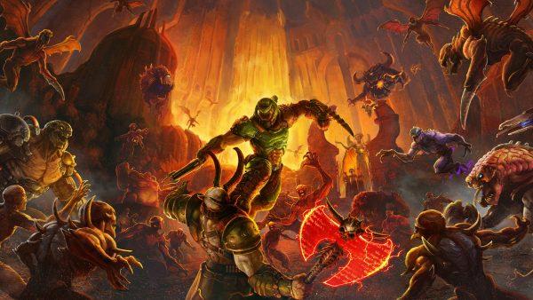 Xbox: Doom é lançado hoje para o mundo