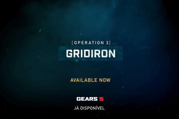Gears 5: Novidades da 3° temporada – Gridiron