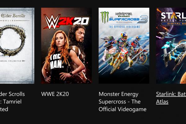 Free Play Days: Esses são os 4 jogos disponiveis para esse final de semana