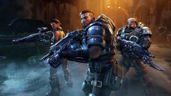Gears Tactics: Game Finalmente ganha data para Consoles!