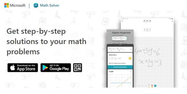Microsoft Math: Solução matemática passo a passo para você!