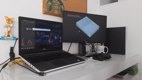 Dica: Como identificar suas telas e definir um plano de fundo para cada uma no Windows 10