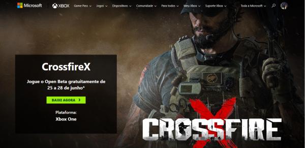 CrossfireX: Versão beta disponivel até dia 28/06