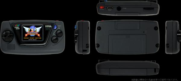Game Gear Micro: Sega anuncia console portátil nostalgico!