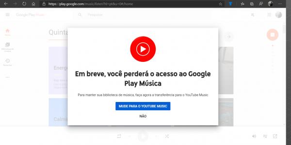Android: Play Music deixa de funcionar hoje na Plataforma