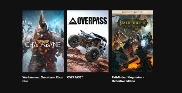 Free Play Days: Esses são os 3 jogos disponíveis para esse final de semana!
