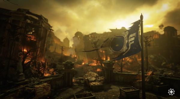 #Gears5: Game recebe sua 7° Temporada!