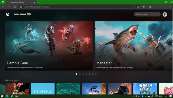 Xbox Console Streaming (Beta) – O Futuro XCloud está chegando aqui no Brasil!